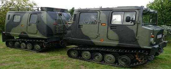 Limo Trak for huntin!
